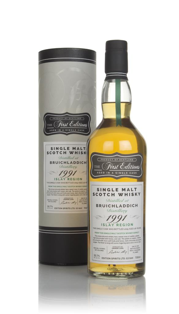 Bruichladdich 28 Year Old 1991 (cask 16883) - The First Editions (Hunt Single Malt Whisky