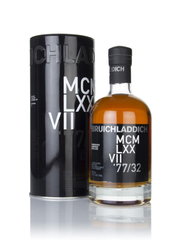 Bruichladdich 32 Year Old 1977 - DNA (2nd Edition) Single Malt Whisky