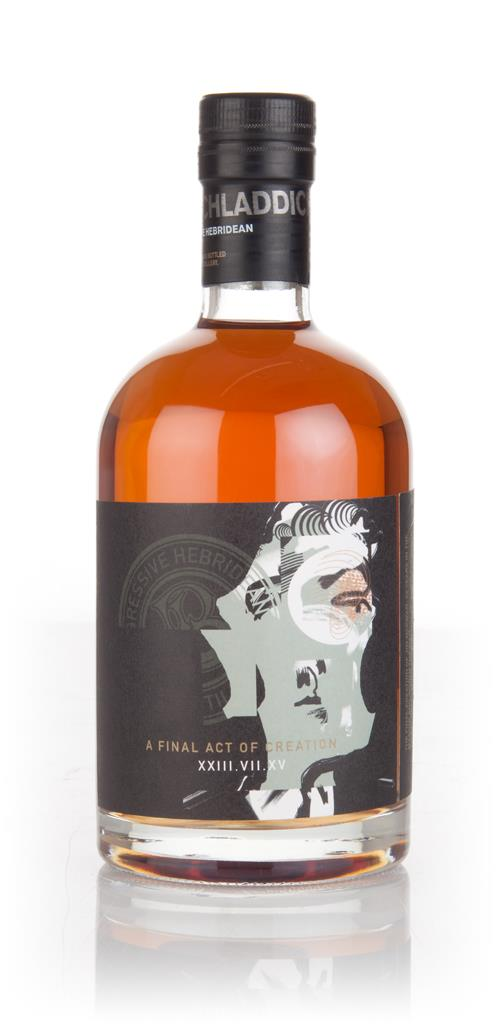 Bruichladdich A Final Act Of Creation 23 Year Old 1992 Single Malt Whisky