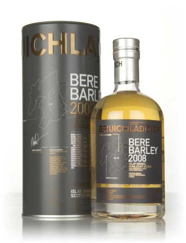 Bruichladdich Bere Barley 2008 Single Malt Whisky
