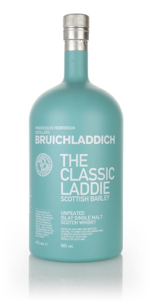 Bruichladdich Scottish Barley - The Classic Laddie - 4.5l Single Malt Whisky