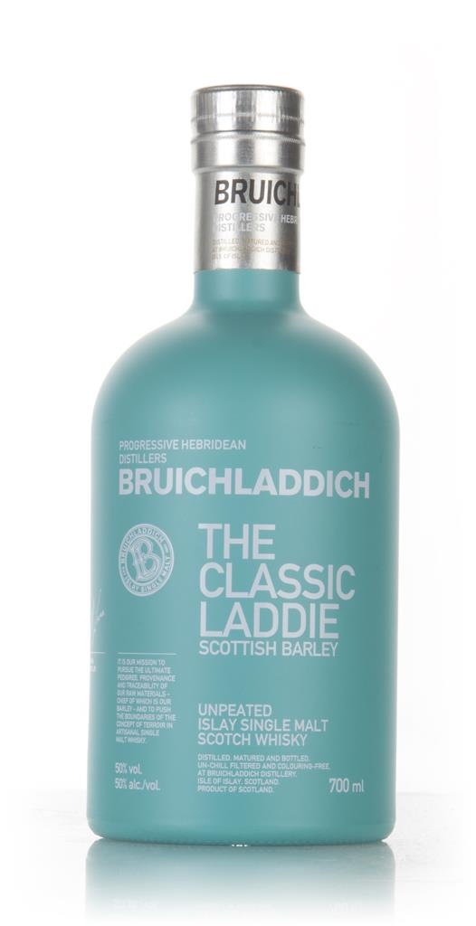 Bruichladdich Scottish Barley - The Classic Laddie Single Malt Whisky