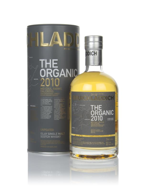 Bruichladdich The Organic 2010 Single Malt Whisky