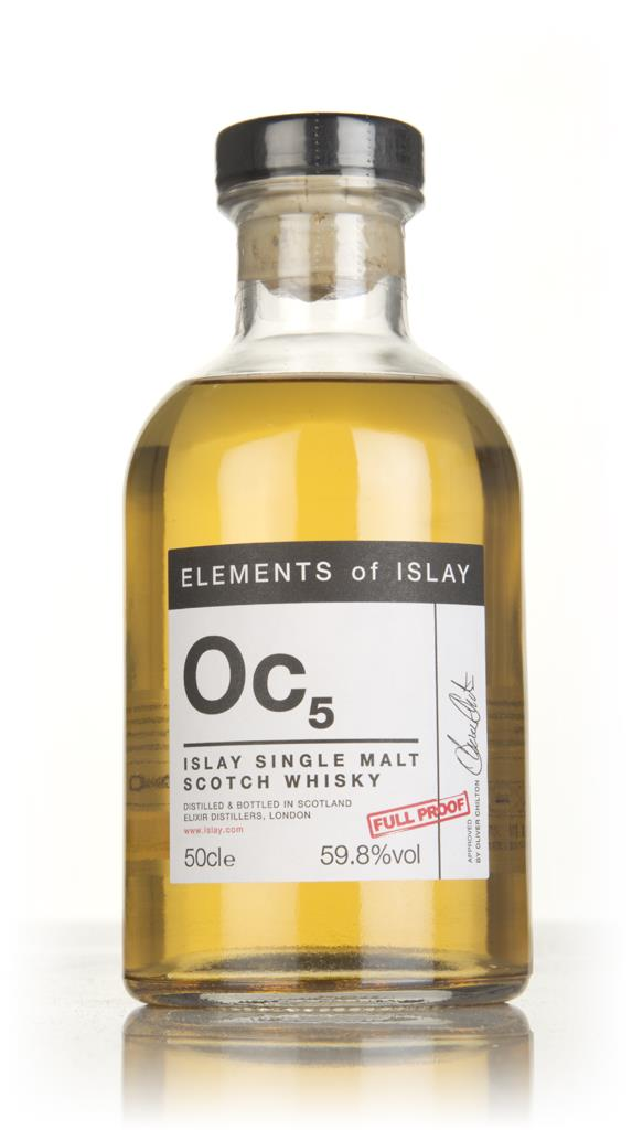 Oc5 - Elements of Islay (Octomore) Single Malt Whisky
