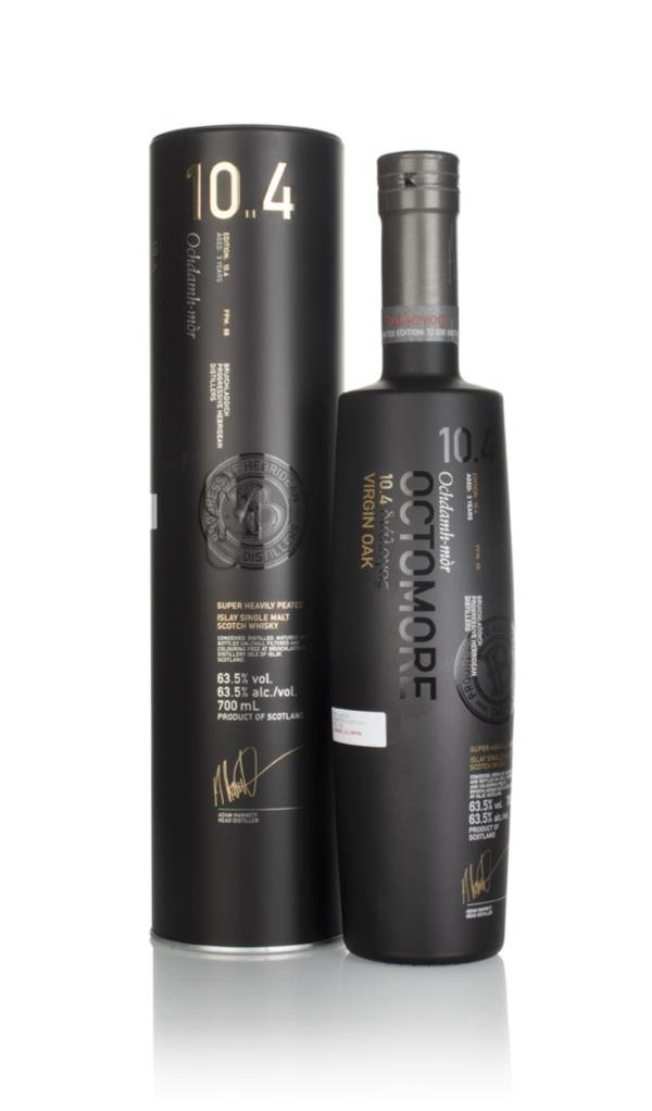 Octomore 10.4 3 Year Old Single Malt Whisky