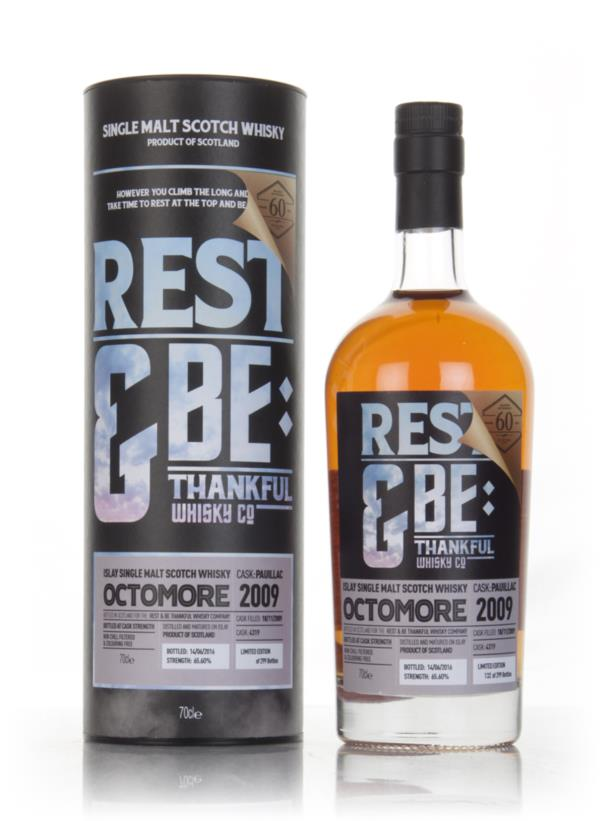 Octomore 6 Year Old 2009 (cask 4319) (Rest & Be Thankful) (La Maison d Single Malt Whisky