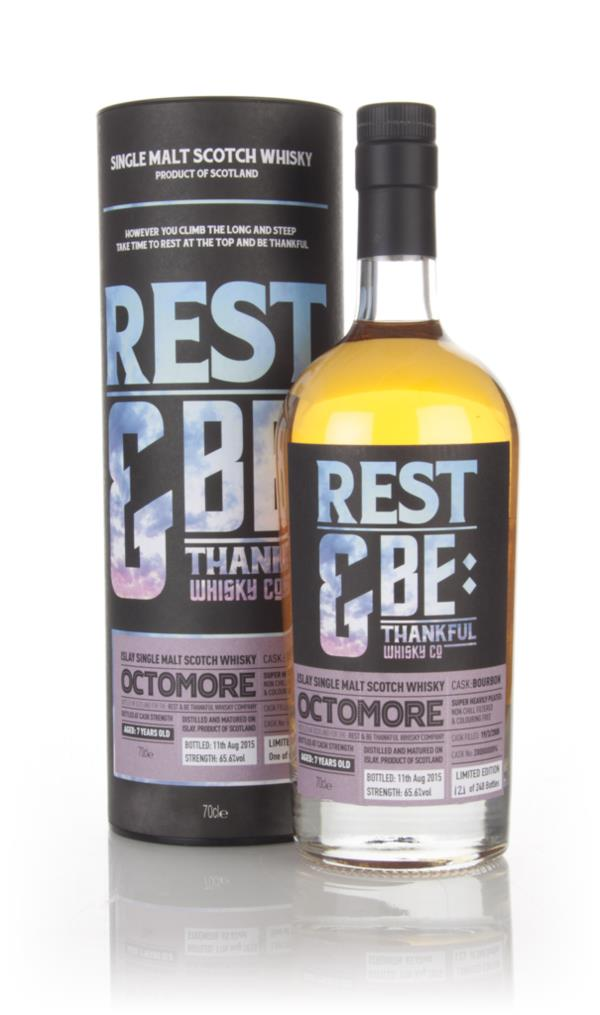 Octomore 7 Year Old 2008 (cask 2008000894) (Rest & Be Thankful) Single Malt Whisky