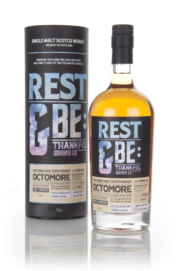 Octomore 7 Year Old 2008 (cask 2008000911) (Rest & Be Thankful) Single Malt Whisky