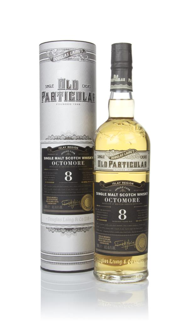 Octomore 8 Year Old 2011 (cask 13327) - Old Particular (Douglas Laing) Single Malt Whisky
