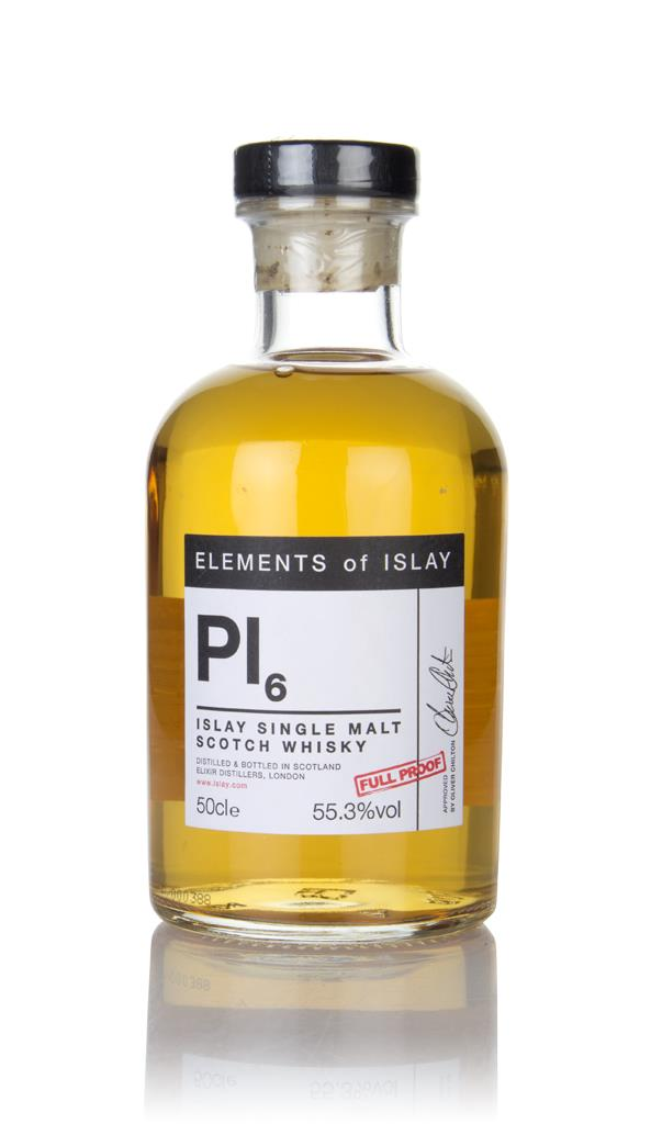 Pl6 -Elements of Islay (Port Charlotte) Single Malt Whisky