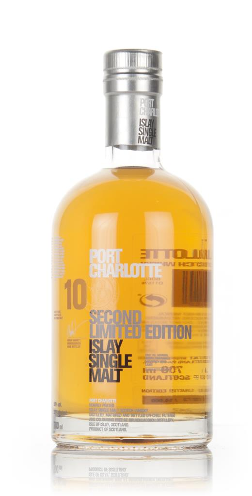 Port Charlotte 10 Year Old - Second Limited Edition Single Malt Whisky