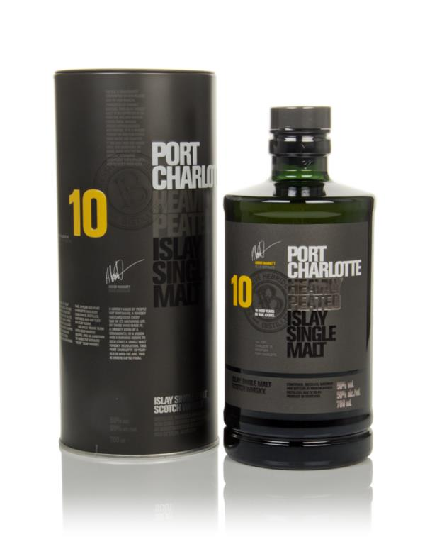 Port Charlotte 10 Year Old Single Malt Whisky