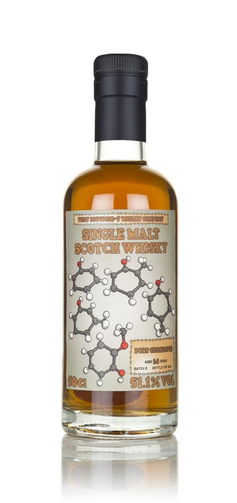 Port Charlotte 14 Year Old (That Boutique-y Whisky Company) Single Malt Whisky