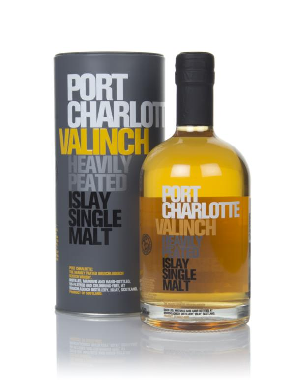 Port Charlotte 9 Year Old 2008 Valinch (cask 3404) - Cask Exploration Single Malt Whisky