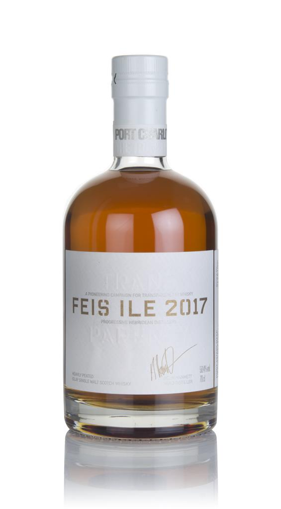 Port Charlotte Feis Ile 2017 - Transparency Single Malt Whisky