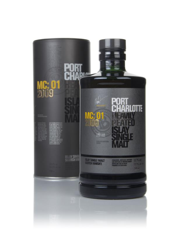 Port Charlotte MC:01 9 Year Old Single Malt Whisky