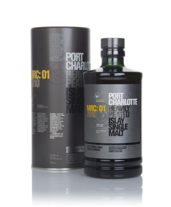 Port Charlotte MRC:01 7 Year Old Single Malt Whisky