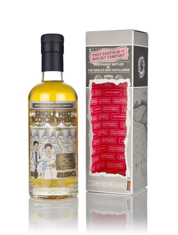 Lochindaal 9 Year Old (That Boutique-y Whisky Company) Single Malt Whisky