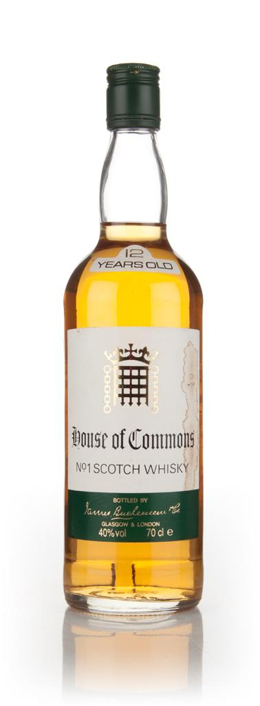 House of Commons 12 Year Old - 1980s Blended Whisky