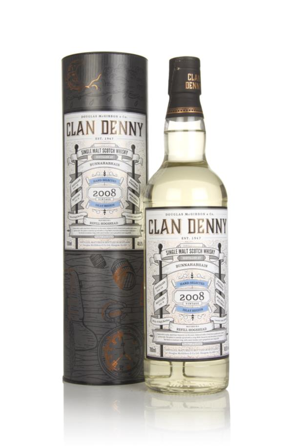 Bunnahabhain 10 Year Old 2008 (cask 12663) - Clan Denny (Douglas Laing Single Malt Whisky