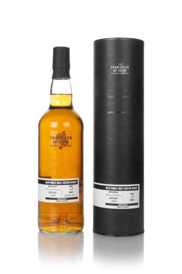 Bunnahabhain 10 Year Old 2008 (Release No.10898) - The Stories of Wind Single Malt Whisky