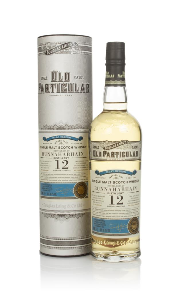 Bunnahabhain 12 Year Old 2007 (cask 13777) - Old Particular (Douglas L Single Malt Whisky
