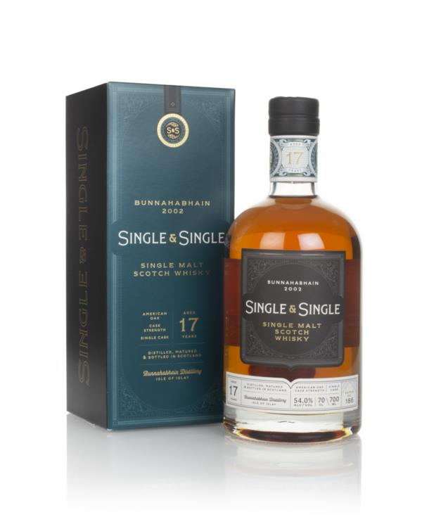Bunnahabhain 17 Year Old 2002 - Single & Single Single Malt Whisky