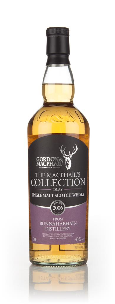 Bunnahabhain 2006 (bottled 2015) - The MacPhails Collection (Gordon & Single Malt Whisky