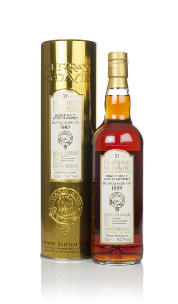 Bunnahabhain 21 Year Old 1997 (cask 2) - Mission Gold (Murray McDavid) Single Malt Whisky