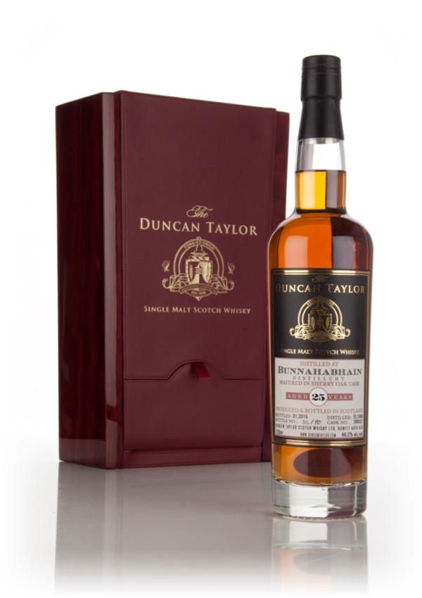 Bunnahabhain 25 Year Old 1989 (cask 388337) - The Duncan Taylor Single Single Malt Whisky 3cl Sample