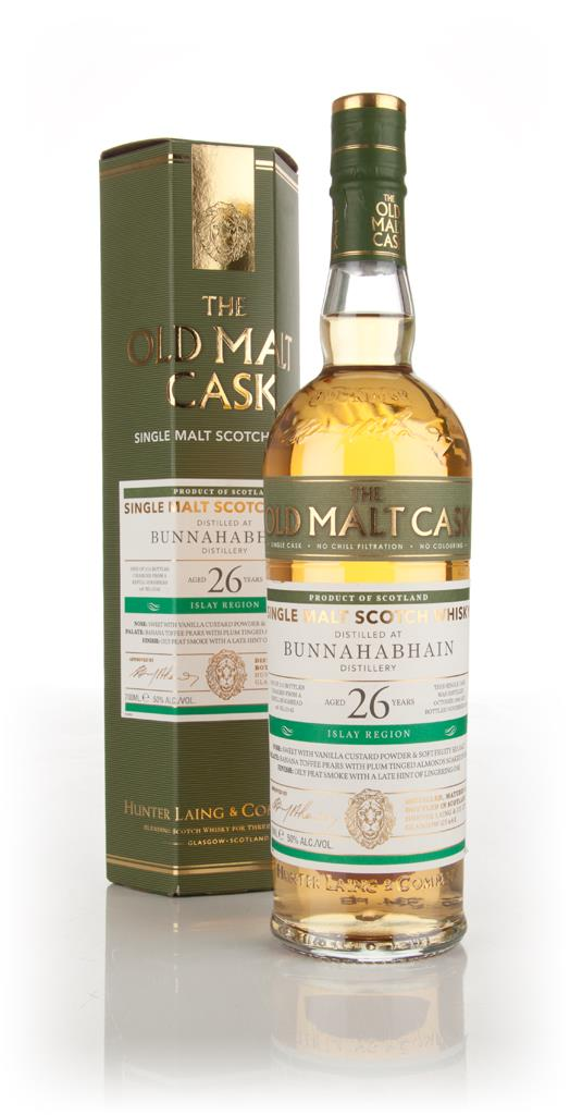 Bunnahabhain 26 Year Old 1989 (cask 12142) - Old Malt Cask (Hunter Lai Single Malt Whisky 3cl Sample