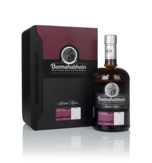 Bunnahabhain 30 Year Old 1988 Marsala Finish Single Malt Whisky