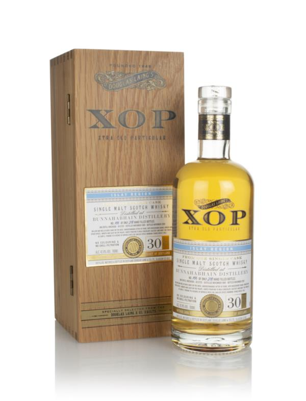 Bunnahabhain 30 Year Old 1989 (cask 13720) - Xtra Old Particular (Doug Single Malt Whisky