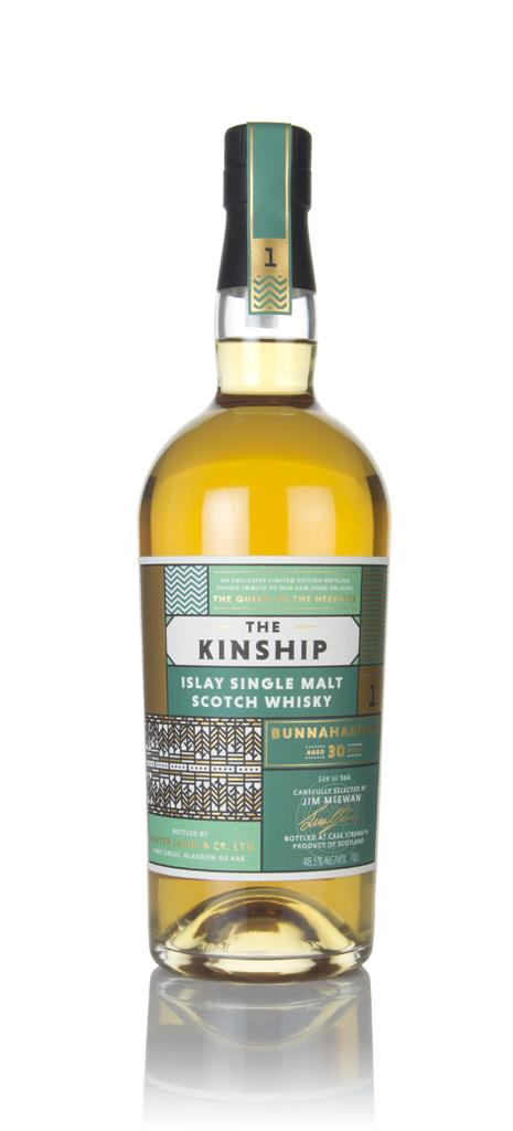Bunnahabhain 30 Year Old - The Kinship (Hunter Laing) Single Malt Whisky