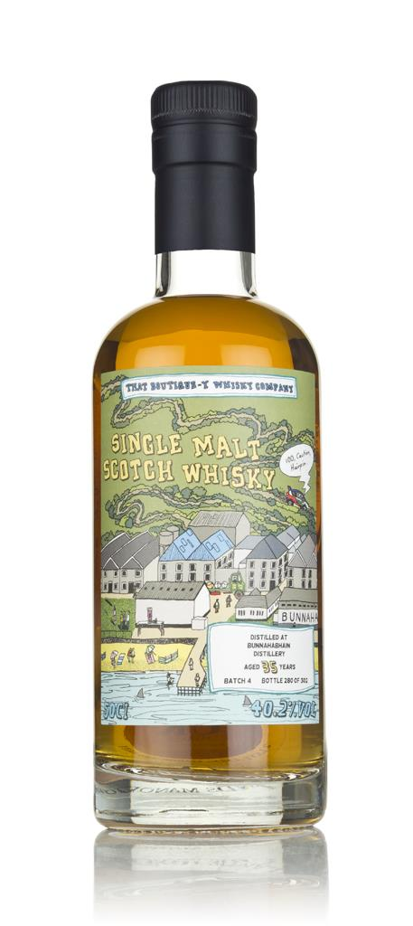 Bunnahabhain 35 Year Old (That Boutique-y Whisky Company) 3cl Sample Single Malt Whisky