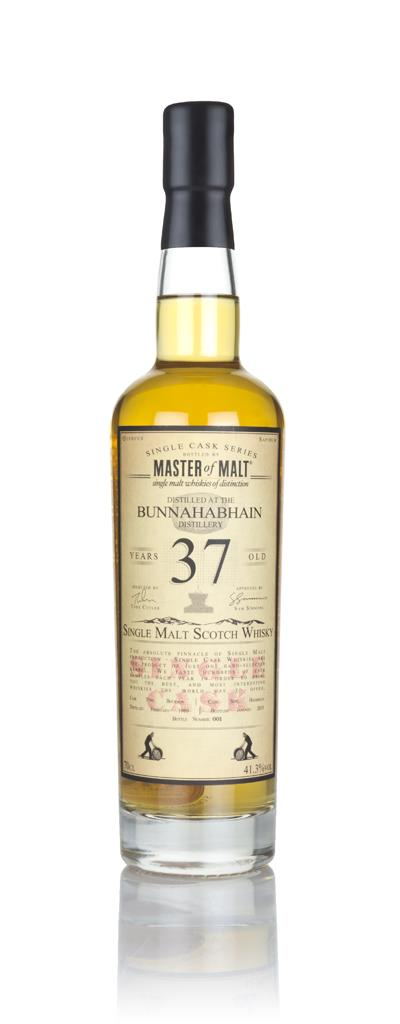 Bunnahabhain 37 Year Old 1980 - Single Cask (Master of Malt) Single Malt Whisky