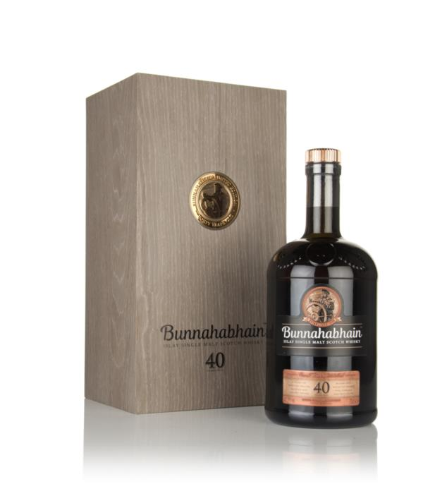 Bunnahabhain 40 Year Old Single Malt Whisky