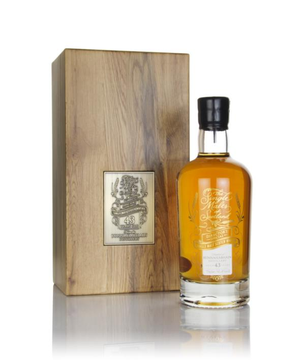 Bunnahabhain 43 Year Old - Directors Special  (The Single Malts of Sc Single Malt Whisky