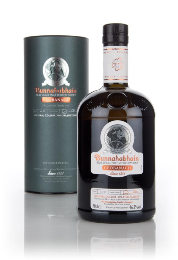 Bunnahabhain Ceobanach Single Malt Whisky