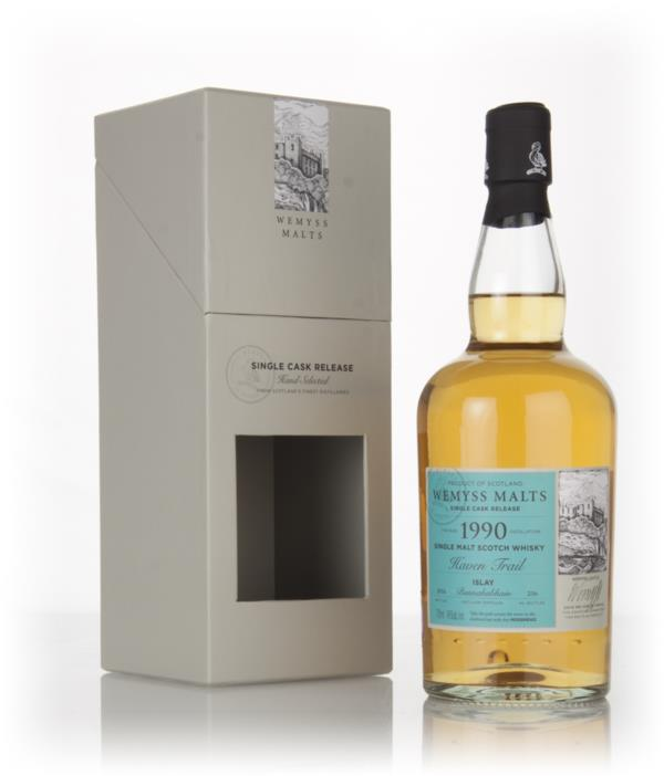 Haven Trail 1990 (bottled 2016) - Wemyss Malts (Bunnahabhain) 3cl Samp Single Malt Whisky 3cl Sample