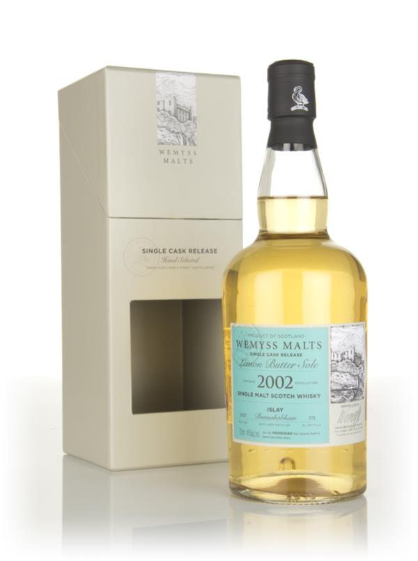 Lemon Butter Sole 2002 (bottled 2017) - Wemyss Malts (Bunnahabhain) Single Malt Whisky
