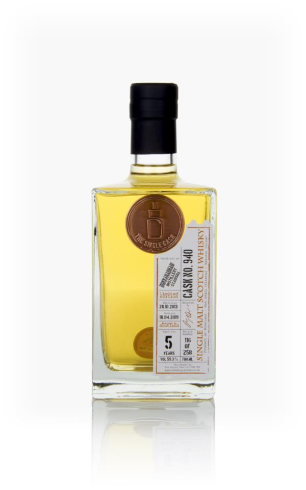 Staoisha 5 Year Old 2013 (cask 940) - The Single Cask Single Malt Whisky