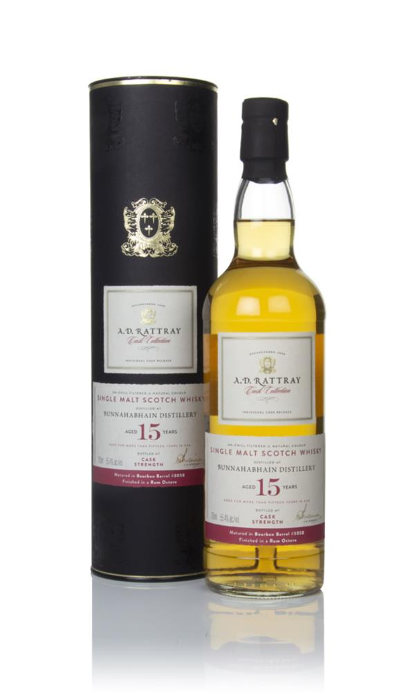 Bunnahabhain 15 Year Old (cask 3058) Rum Cask Finish - Cask Collection Single Malt Whisky