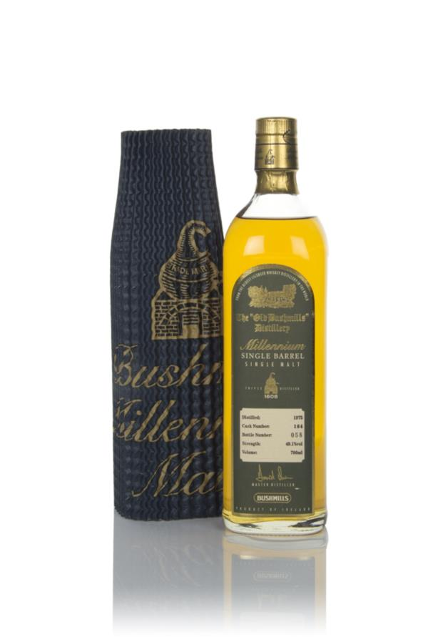 Bushmills 1975 (cask 164) - Millennium Single Barrel Single Malt Whiskey