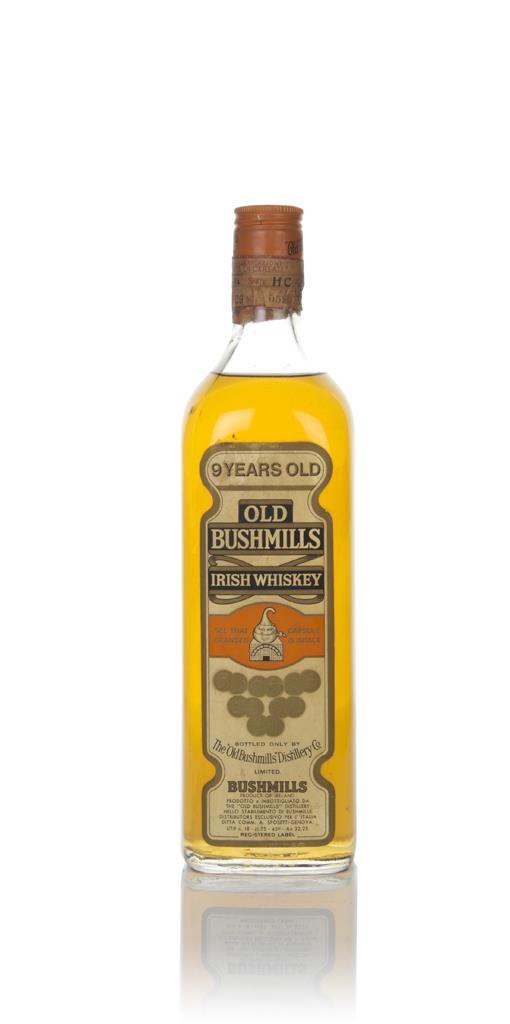 Bushmills 9 Year Old - 1970s Blended Whiskey