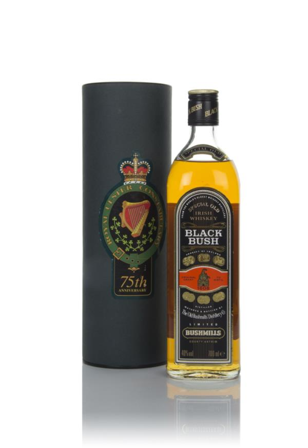 Bushmills Black Bush - Royal Ulster Constabulary 75th Anniversary Blended Whiskey