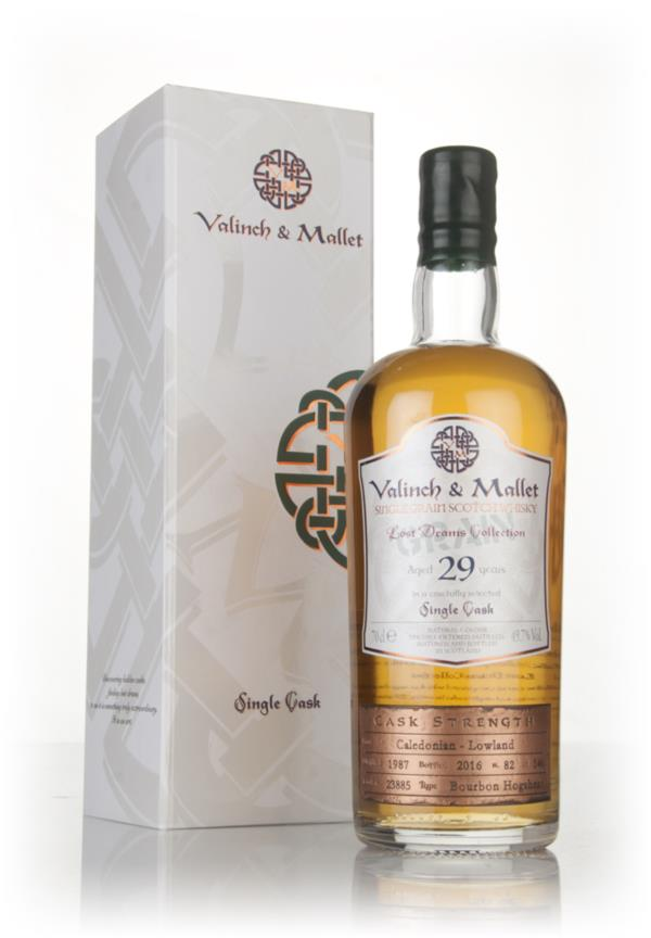 Caledonian 29 Year Old 1987 (cask 23885) - Lost Drams Collection (Vali Grain Whisky