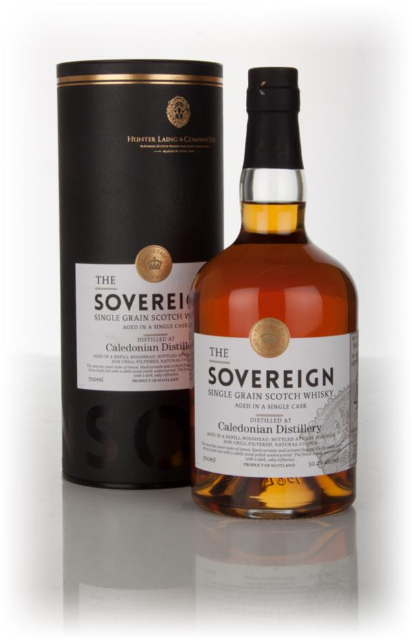Caledonian 41 Year Old 1974 (cask 11836) - The Sovereign (Hunter Laing Grain Whisky 3cl Sample
