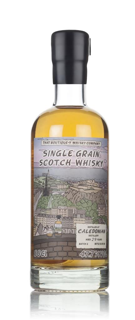 Caledonian 33 Year Old (That Boutique-y Whisky Company) 3cl Sample Grain Whisky