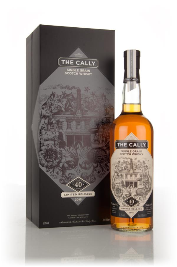 The Cally 40 Year Old 1974 (Special Release 2015) 3cl Sample Grain Whisky